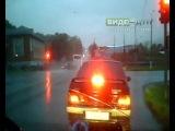 Авария на перекрестке в городе Сатка(2013) | ДТП авария