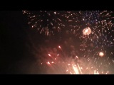 Салют в честь 1025-летия крещения Руси. Киев. 28.07.2013.